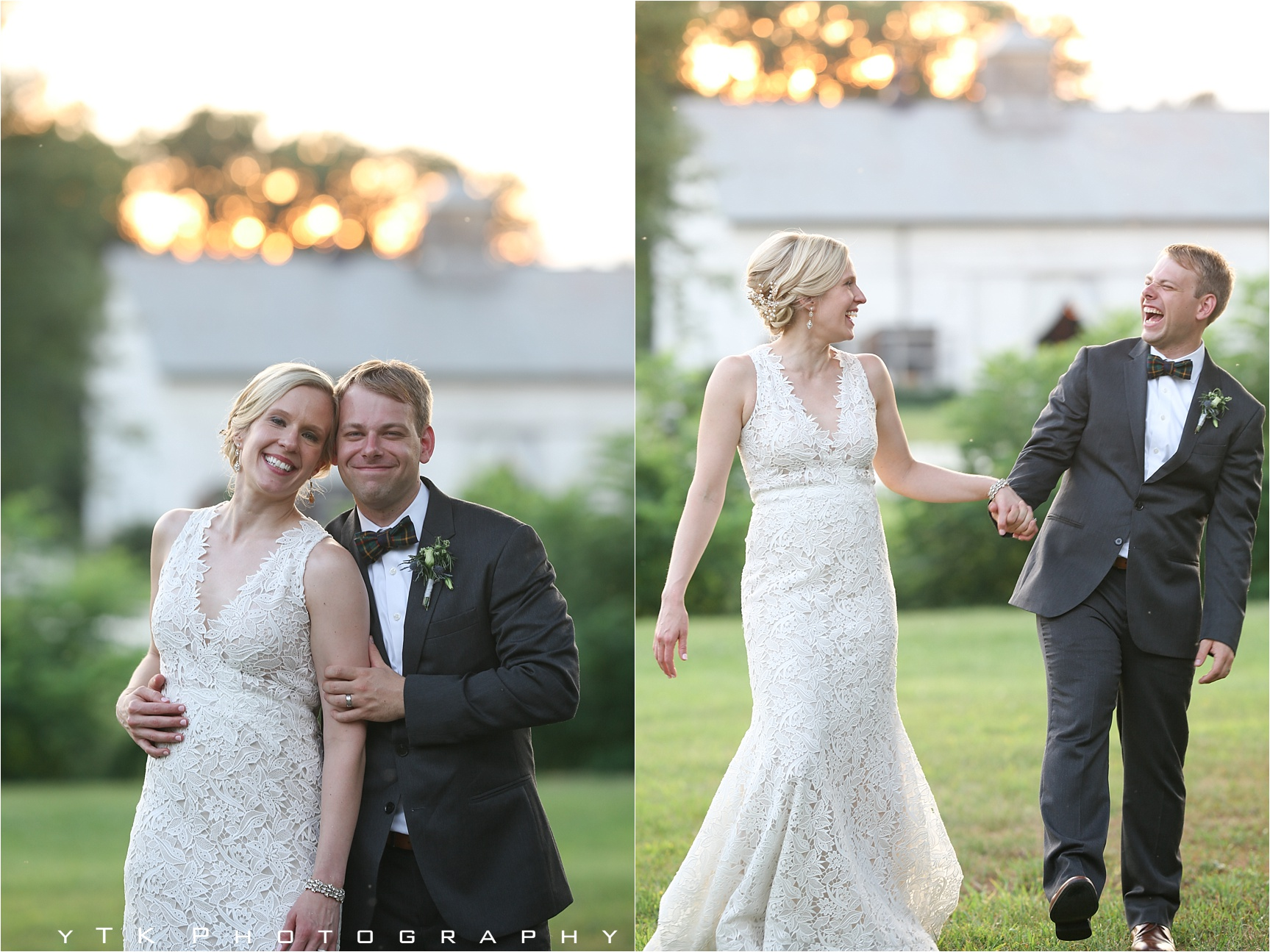 Rustic Chic Shaker Barn Wedding with Lynn + Bill | Albany ...